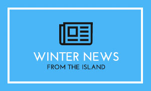 Winter Newsletter from the Island